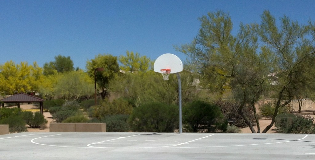 Basketball Courts by Hesscor